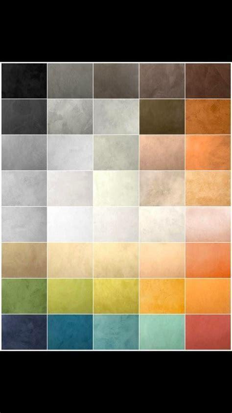 Microcement color scheme www.351designstreet.blogspot.com