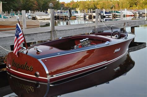 chris craft reproduction boats reproduction vintage race boats wooden boats pinterest