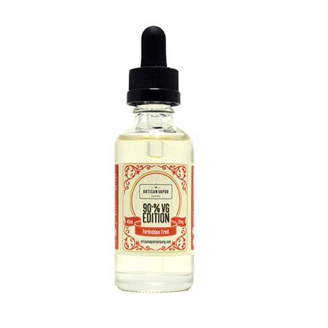 Waimarie Forbiden Fruits Liquid Vapor forbidden fruit e liquid artisan vapor company