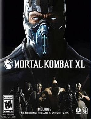Kaset Ps4 Mortal Kombat Xl mortal kombat xl ps4 release date news reviews releases