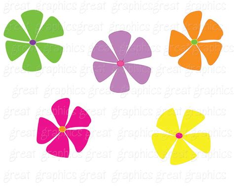 free printable flowers pictures clipground retro flower clipart clipground