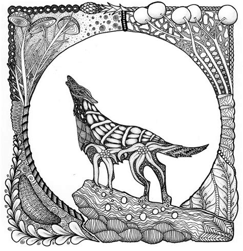 hard wolf coloring pages 22 best wolf coloring pages images on pinterest coloring