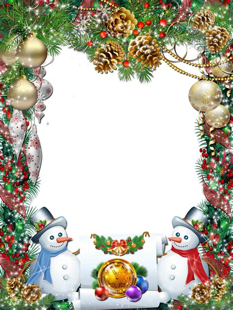 printable christmas frames christmas frames download christmas png frame free
