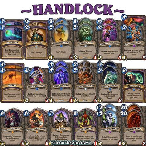 Hearth Decks by 17 Best Images About Hearthstone Decks On
