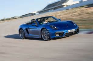 2015 Porsche Boxster Gts 2015 Porsche Boxster Reviews And Rating Motor Trend