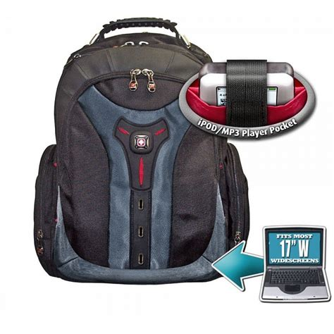Pegasus Backpack Limited wenger swiss gear pegasus 17 quot laptop backpack rucksack