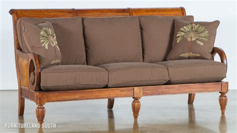 wood frame sofa loose cushions wooden frame sofa with cushions lloyd lodge taupe tufted