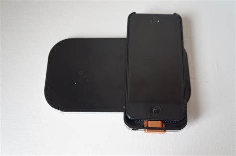 duracell powermat powersnap kit review iphone 5 wireless