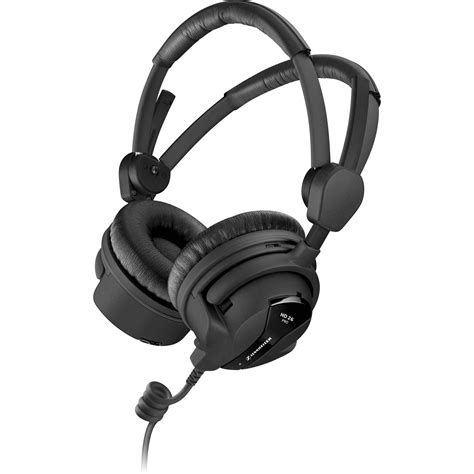 Headset Sennheiser Hd sennheiser hd 26 pro headphones 505691 b h photo