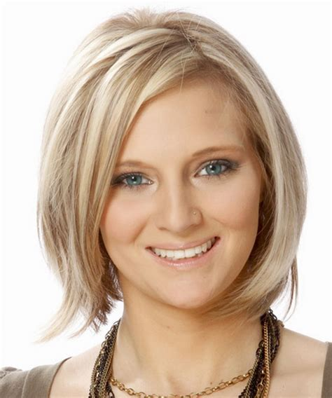 short to medium length hairstyles for fine hair