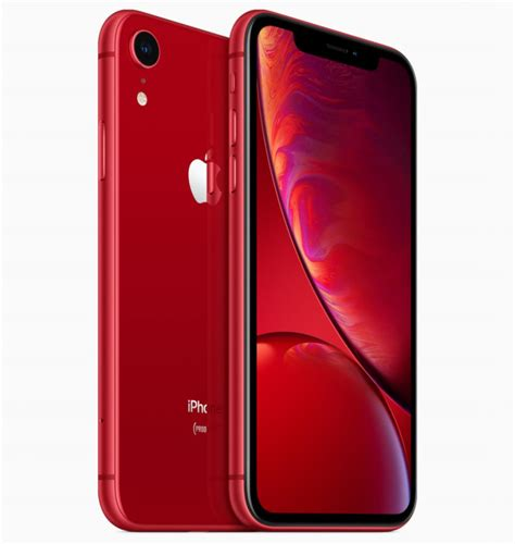 apple iphone xr with 6 1 inch liquid retina display 12mp id launched