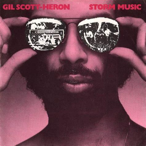 gil scott heron storm     vinyl
