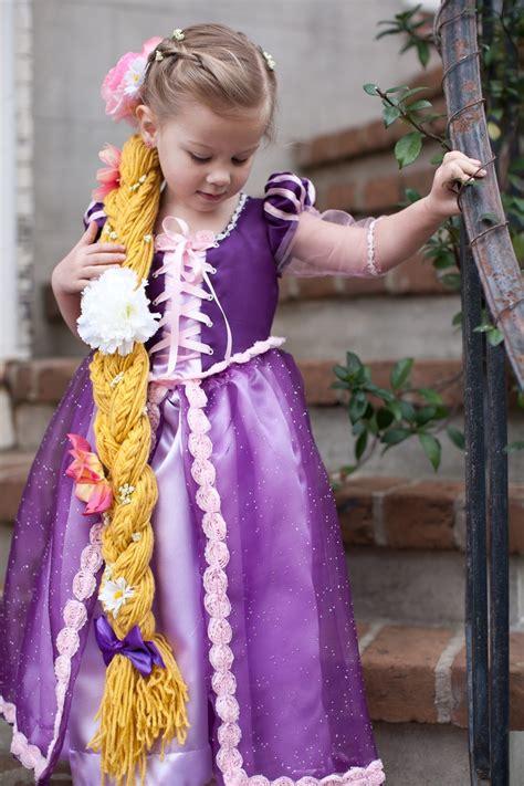 Handmade Rapunzel Dress - 61 best elephants and princess birthday images on