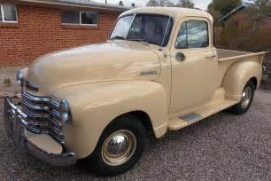 1952 chevrolet five window truck for sale in tucson