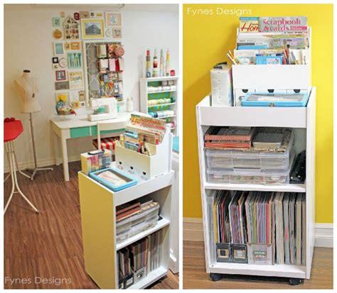 Paper Craft Studio - craftaholics anonymous 174 craft room tour virginia at