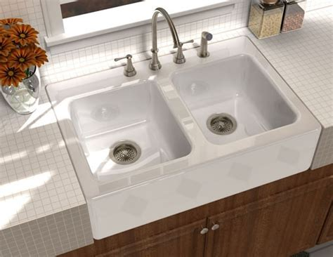 Kitchen Sink Song Song S 8840 Serenade Bowl Tile In Cast Iron Farmhouse Kitchen Sink