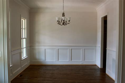 Dining Room Wainscoting Pictures the bentley scuttlebutt new house progress report 10