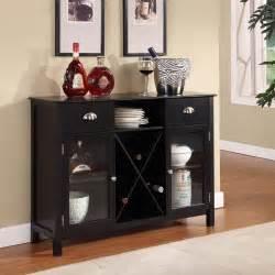 kb furniture wr124 buffet server wine rack atg stores