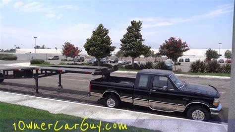 Wtf Overloaded Hauler 3 Car Trailer 5th Wheel Crazy Under | wtf overloaded hauler 3 car trailer 5th wheel crazy under