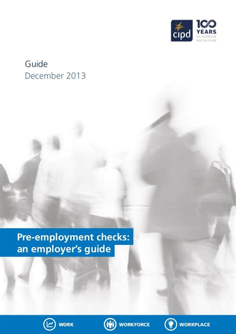 What Is Pre Employment Background Check Pre Employment Checks An Employers Guide