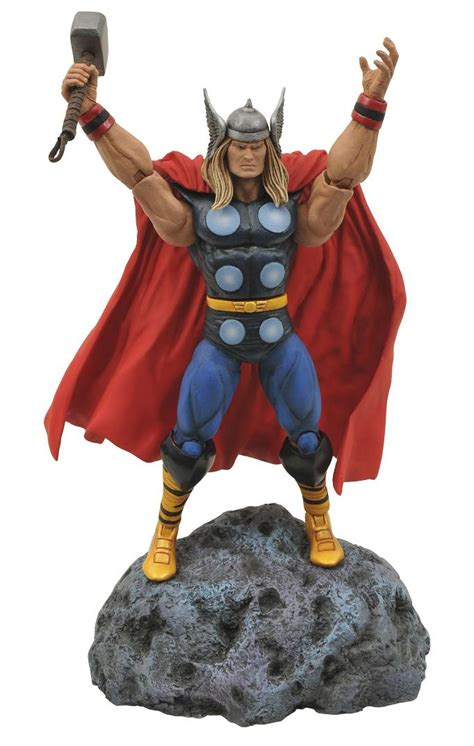 Thor Figure Marvel classic thor marvel select figure image and info the