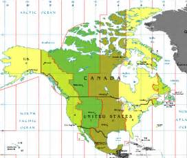time zone map canada and usa what are canada time zones time in canada