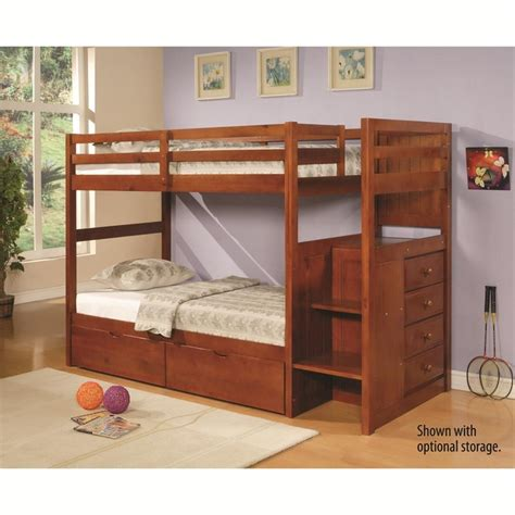 Donco Trading Company Bunk Beds Latitudebrowser Bunk Bed With Fort