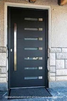 Wooden Signs Home Decor by Puertas Residenciales De Aluminio Arquitectura De Casas