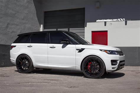 wheels range rover range rover sport adv5 2 m v1 sl gloss black wheels