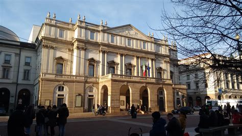 milan opera house la scala opera house and theater in milan italy history architecture location