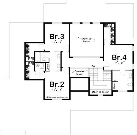 hillside floor plans 1 5 story tuscan house plan hillside