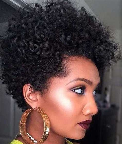tapered afro styles african latest african american hairstyles for women
