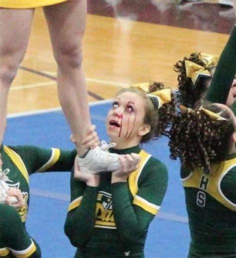 best cheerleader fails pin by ashley benevice on cheerleading pinterest