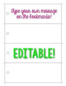 Personalized Bookmark Template by 25 Best Ideas About Bookmark Template On