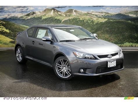 scion grey 2011 scion tc in magnetic gray metallic 018630 autos