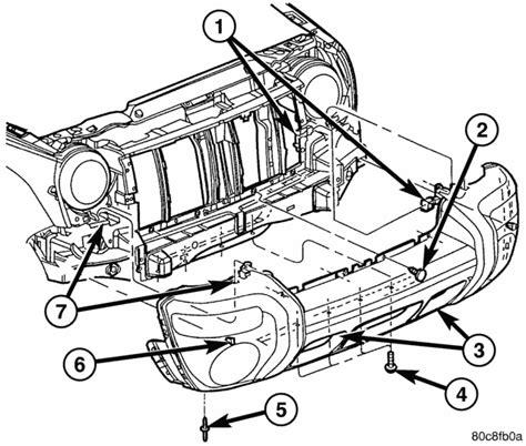 2002 jeep liberty parts diagram 2002 jeep liberty 3 7 electric fan shop diagnosis is a bad