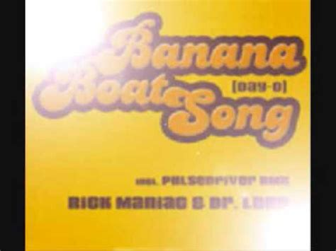 boat song remix the craziest remix of banana boat song youtube