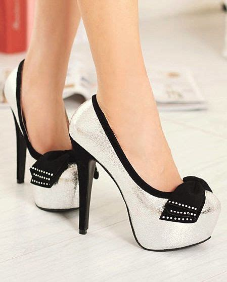 Bow High Heel Pumps 25 best black high heel pumps ideas on pumps