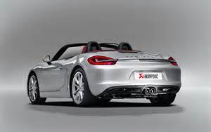2013 Porsche Boxster Horsepower 2013 Porsche Boxster 981 Pictures Information And