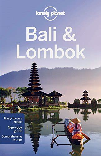 lonely planet bali lombok travel guide harvard book