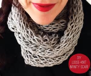 How To Knit Infinity Scarf How To Make 41 Easy And Infinity Scarves Wear Them
