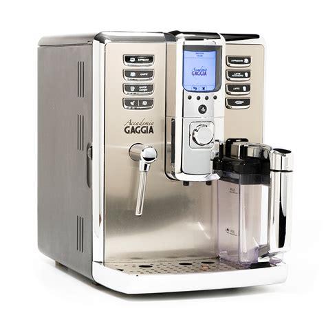 Coffee Maker Gaggia gaggia accademia automatic espresso machine espresso dolce