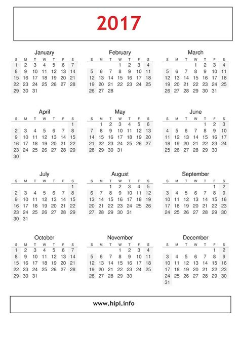 A4 Kalender 2017 Wallpapers With Calendar 2017 Wallpaper Cave
