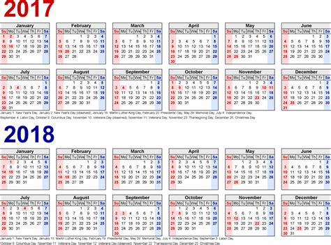 printable calendar 2018 calendarpedia 2017 2018 printable calendars activity shelter