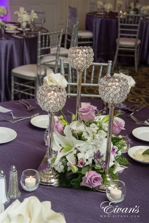 17 best images about centerpieces bring on the bling