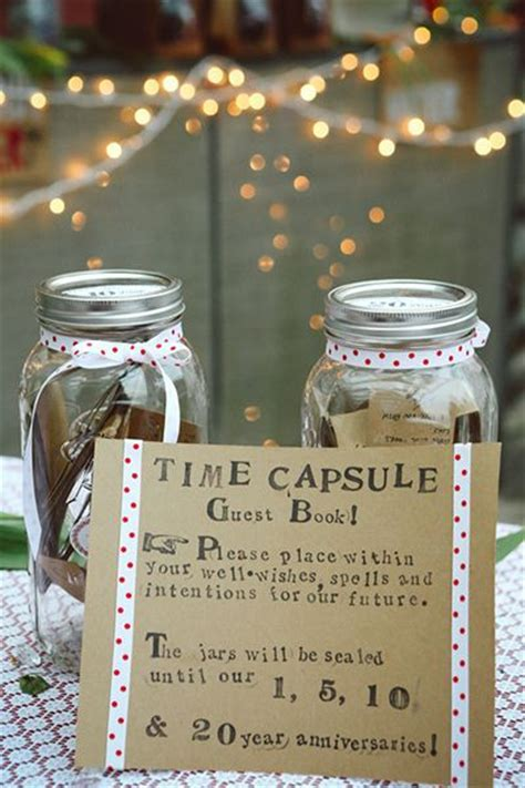 Best 25  Wedding time capsule ideas on Pinterest   Wedding