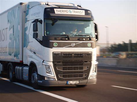 brand volvo semi truck price brand volvo fh truck editorial stock image image of