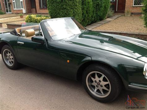 Racing Green Tvr 1990 Tvr 290 S3 Racing Green
