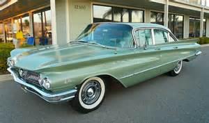1960s Buick 1960 Buick Lesabre 4 Door Sedan