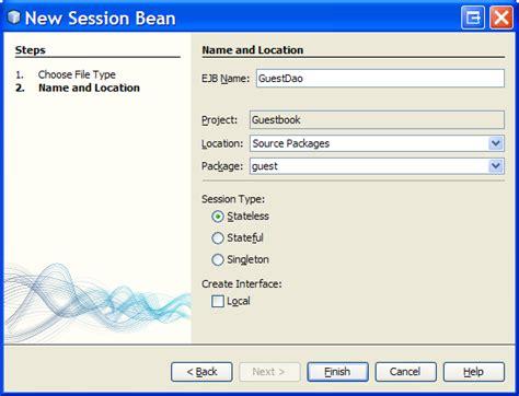 netbeans tutorial for ejb netbeans jpa tutorial define a java ee j2ee ejb